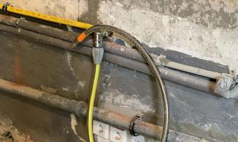 Rekonštrukcia plynovodu santikorovou rúrkou ahadicou Gas Profi 2 v1