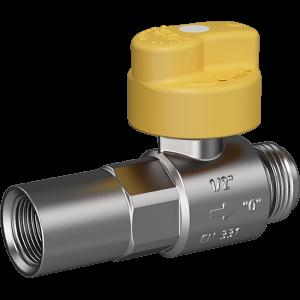 """Bezpečnostný plynový ventil Merabell VAIT Rp1/2"""" – G1/2"""" – priamy"""